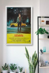 POSTER-TAXI-DRIVER-CUADRO-PARED