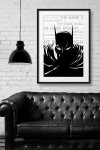 CUADRO-BATMAN-THE-DARK-KNIGHT-PARED