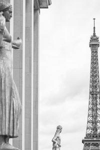 CUADRO Place-du-Trocadéro PARIS DETALLE