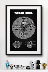 POSTER-DEATH-STAR-PARED