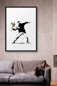 banksy-flower-thrower-PARED